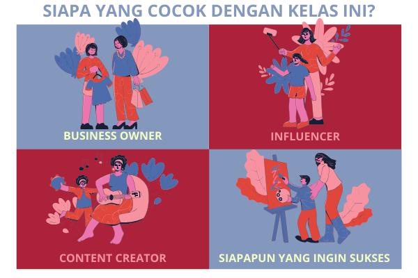 Kelas instagram marketing, bikin akun instagram untuk jualan
