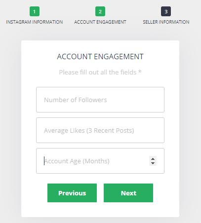 cara berjualan akun instagram bule melalui social tradia.